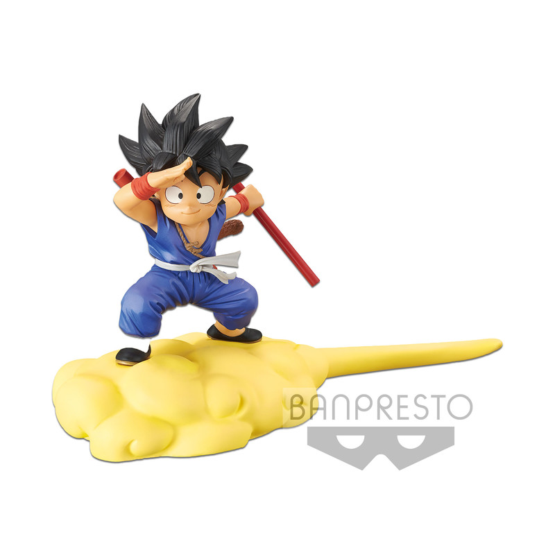 Dragon Ball - Son Goku & Nimbus (Kinton) (Original)
