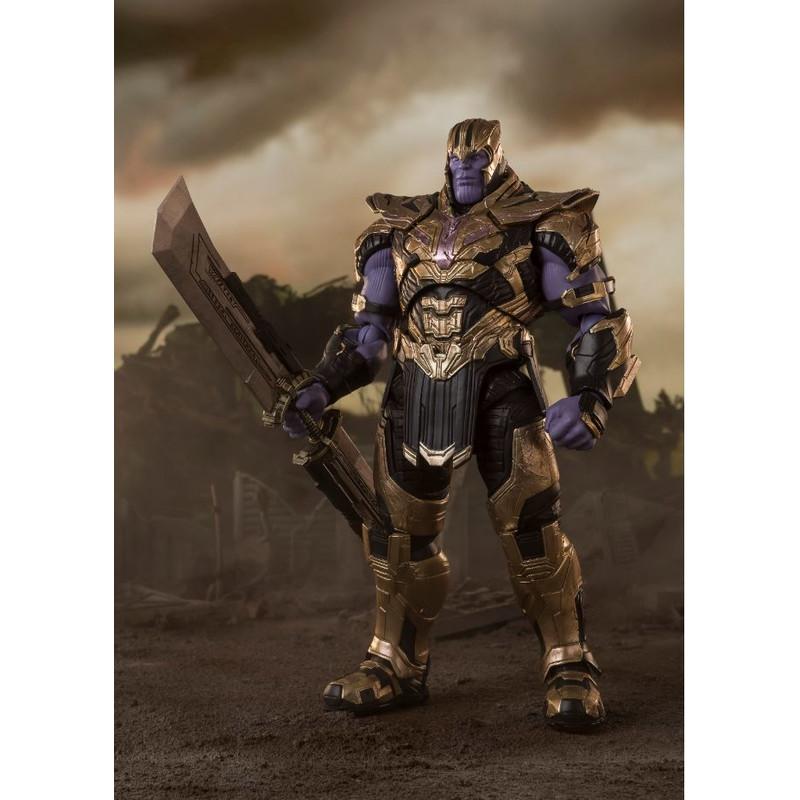 Vengadores End Game - Thanos Final Battle Ver.