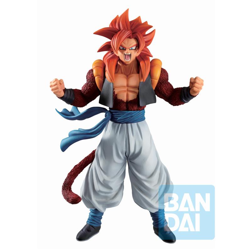 Dragon Ball GT - Gogeta Super Saiyan 4 - Ichibansho