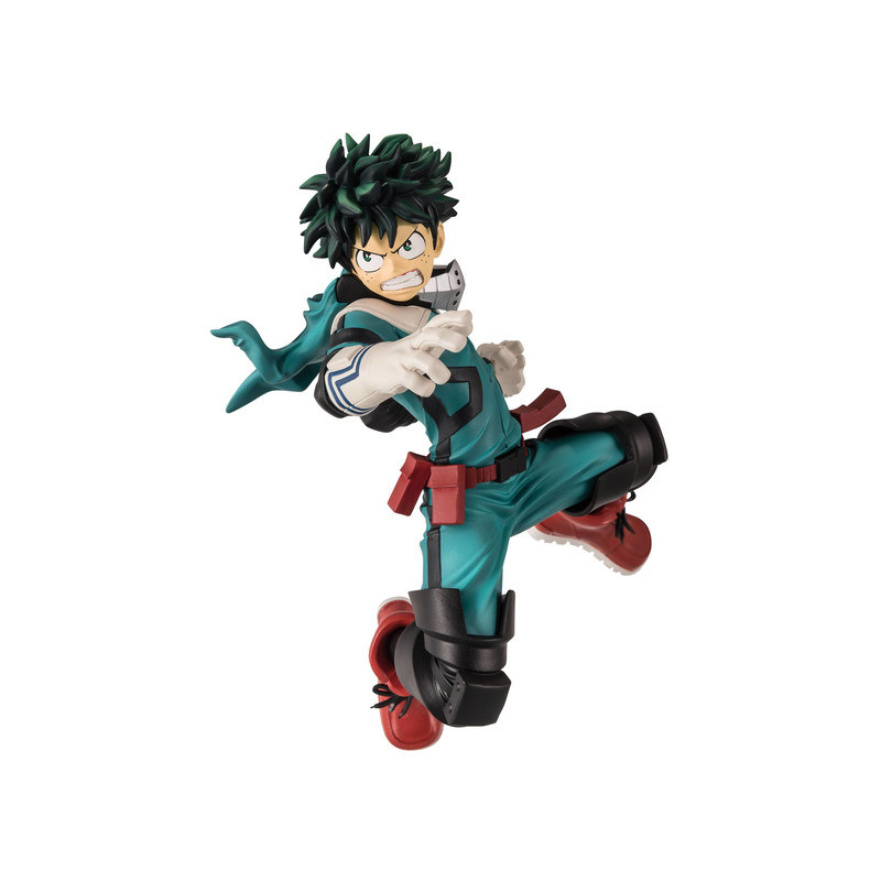 My Hero Academia - Izuku Midoriya - The Amazing Heroes