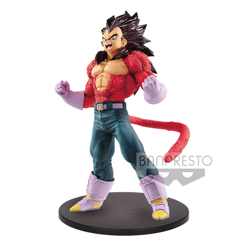 Dragon Ball GT - Son Goku Super Saiyan 4 - Blood of Saiyans