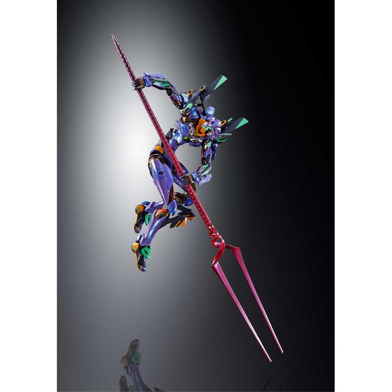Neon Genesis Evangelion - Metal Build - EVA 01 test type metallic