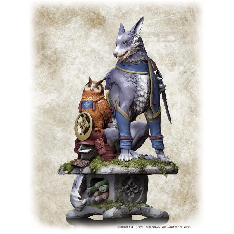 Monster Hunter - Figure Builder - Creator's Model - Palamute