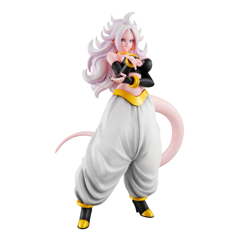 Dragon Ball - Androide 21 - Gals