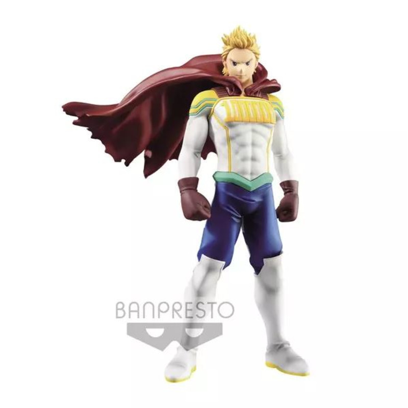 My Hero Academia - Lemillion - Age of Heroes