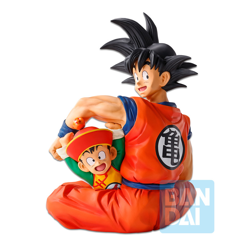 Dragon Ball Z - Son Goku & Son Gohan - Ichibansho