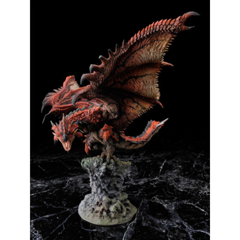 Monster Hunter - Figure Builder - Creator's Model - Rathalos