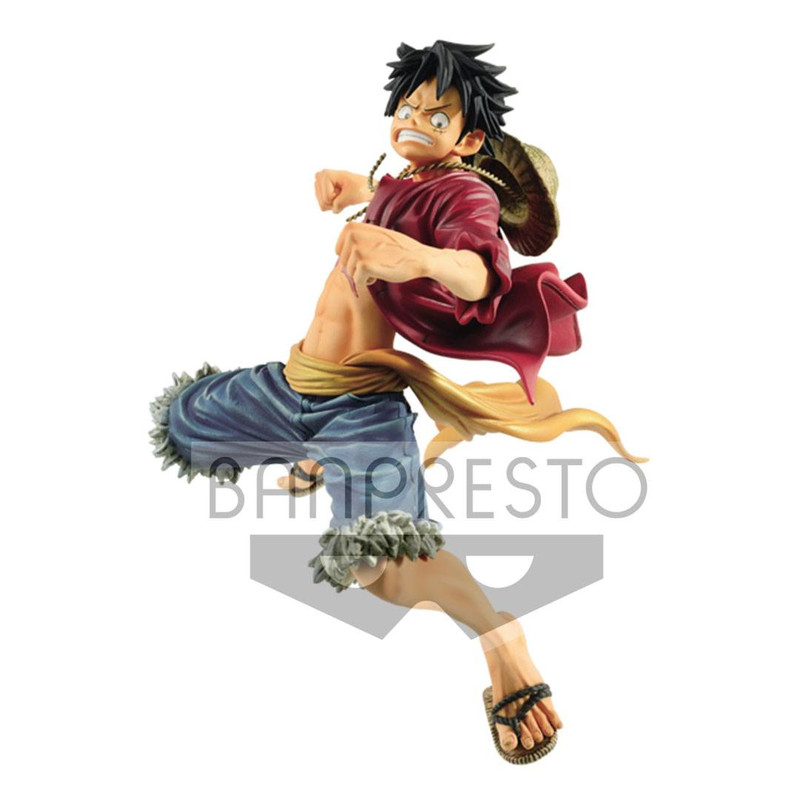 One Piece - Monkey D. Luffy - BWFC