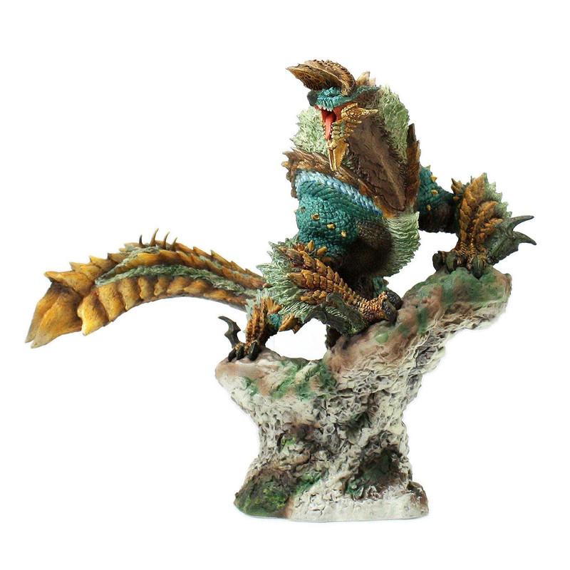Monster Hunter - Figure Builder - Creator's Model - Zinogre