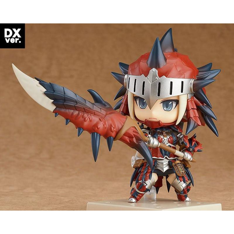 Monster Hunter - Nendoroid - Female Rathalos DX Armor Edition