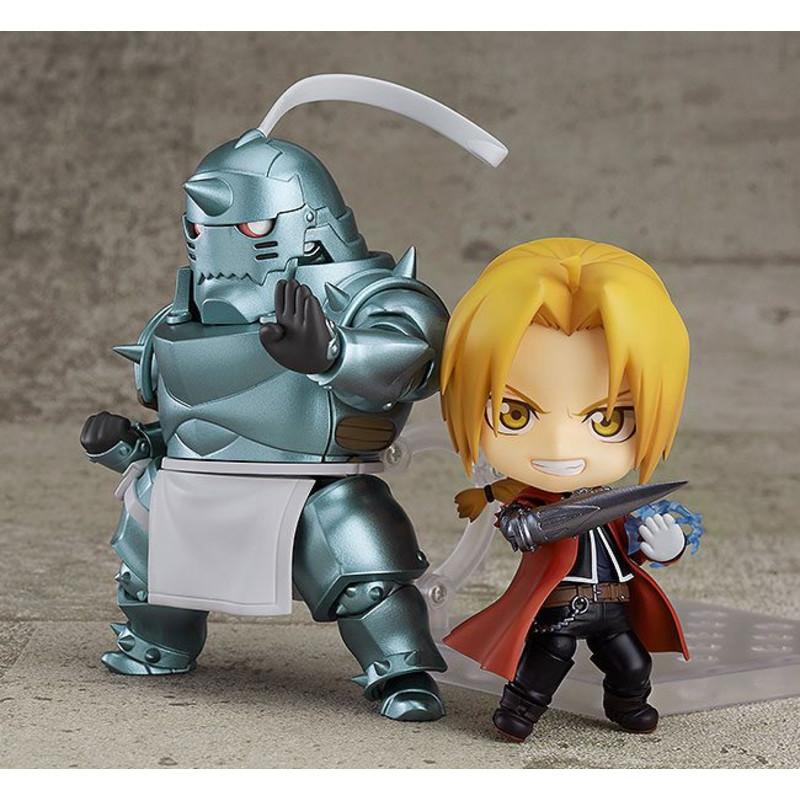 Full Metal Alchemist - Nendoroid - Alphonse Elric + Edward Elric
