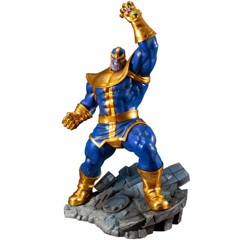 Marvel Universe Avengers Series - Thanos - ARTFX+