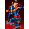 Marvel Universe Avengers Series - Capitana Marvel - ARTFX+