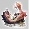 Monster Hunter - Figure Builder - Creator's Model - Mizutsune