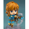 The Legend of Zelda Breath of the Wild - Link Ed. Especial - Nendoroid