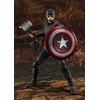 Vengadores End Game - Capitán América - SH Figuarts
