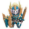 Monster Hunter - Nendoroid - Male Zinogre Alpha armor edition