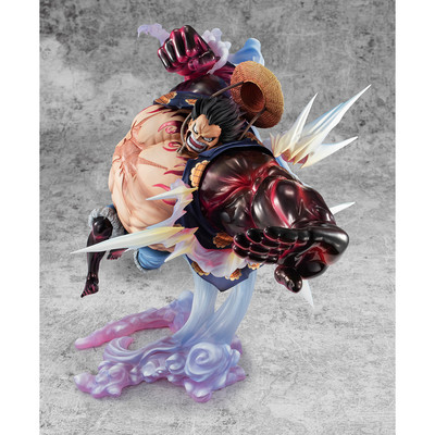 One Piece - Luffy Gear 4 Bounce Man - Excellent Model P.O.P. SA- Maximum
