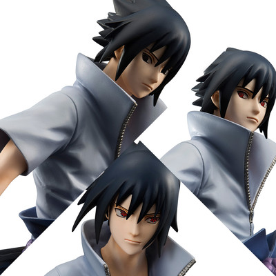 Naruto Shippuden - Uchiha Sasuke - G.E.M.