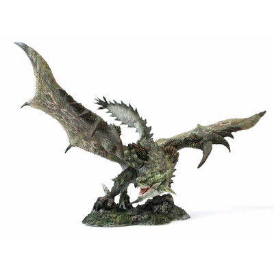 Monster Hunter - Figure Builder - Creator's Model - Rathian