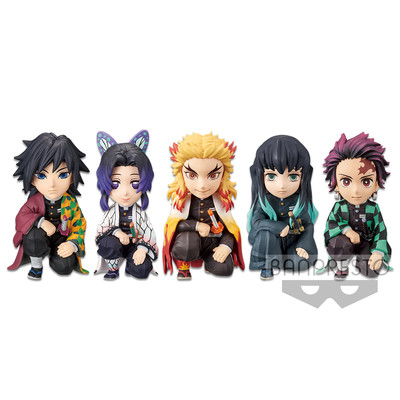 Demon Slayer: Kimetsu no Yaiba - WCF - You're in the presence of Oyakata-sama (Pack completo)