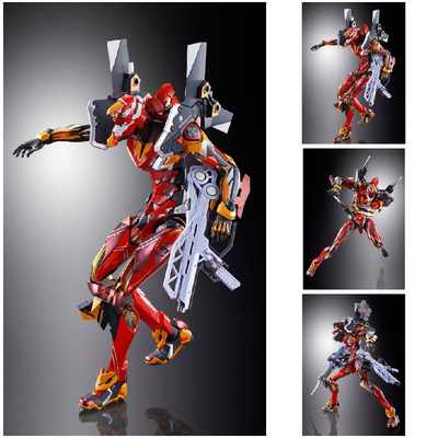 Neon Genesis Evangelion - EVA-02 Production Model (EVA 2020) - Metal Build