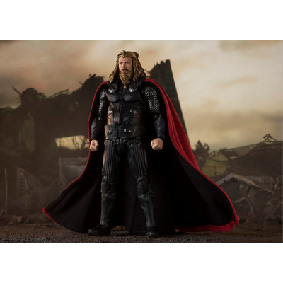 Vengadores End Game - Thor Final Battle Ver. - S.H. Figuarts