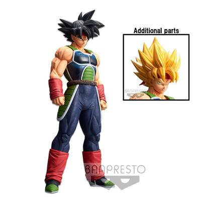 Dragon Ball Z - Bardock Grandista Nero