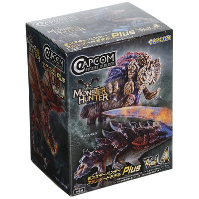 Monster Hunter- Figure Builder - Standard model Plus Vol. 4 (CAJA ALEATORIA)
