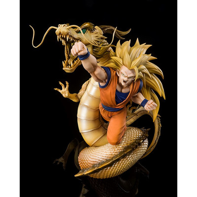 Dragon Ball Z - Son goku Super Saiyan 3 - Figuarts Zero Extra Battle