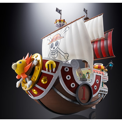 One Piece - Thousand Sunny - Chogokin