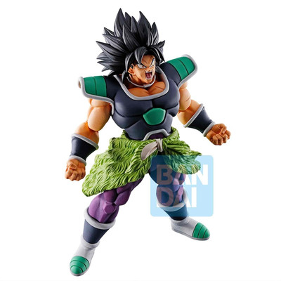 Dragon Ball Z - Broly - History of Rivals - Ichibansho
