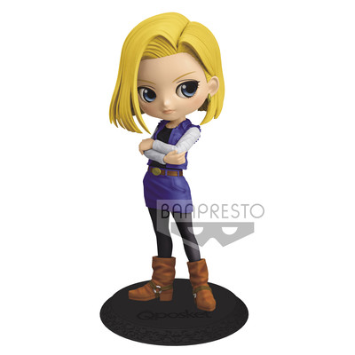 Dragon Ball Z - Android 18 - Q Posket