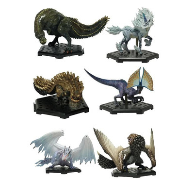 Monster Hunter- Figure Builder - Standard model Plus Vol. 12 (PACK COMPLETO)