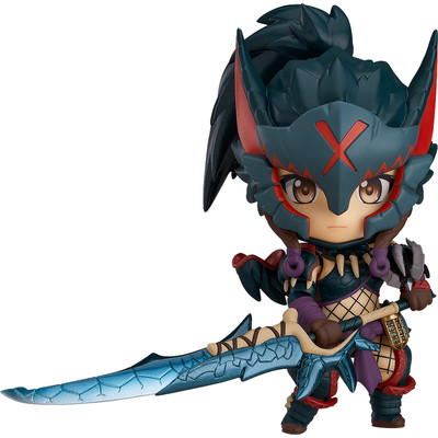 Monster Hunter - Nendoroid - Female Nargacuga Alpha Edition