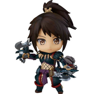 Monster Hunter - Nendoroid - Female Nargacuga  DX Alpha Edition