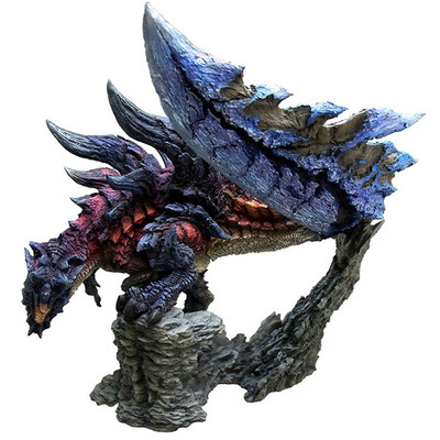 Monster Hunter - Figure Builder - Creator's Model - Glavenus