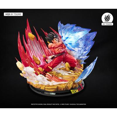 Dragon Ball Z - Son Goku kaio-Ken - Resina HQS TSUME