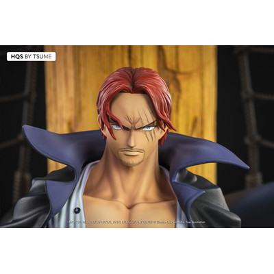 One Piece - Shanks Resina
