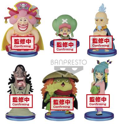 One Piece - WCF Wanokuni Vol. 7 (Pack completo)