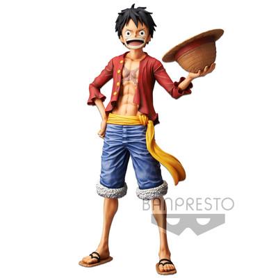 One Piece - Monkey D. Luffy -  Grandista Nero