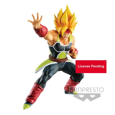 Dragon Ball Z - Bardock Super Saiyan - Posing Series