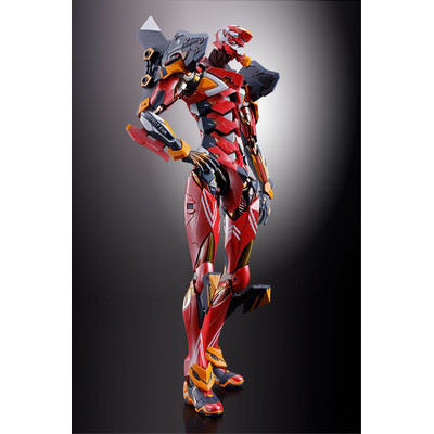 Neon Genesis Evangelion Figura Diecast Metal Build EVA-02 Test Type