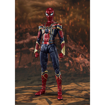 Vengadores End Game - Iron-Spider - SH Figuarts