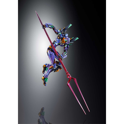 Neon Genesis Evangelion - Metal Build - EVA 01 test type metallic