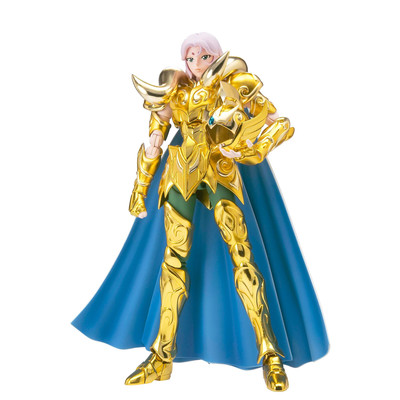 Saint Seiya Myth Cloth EX - Mu de Aries - Revival