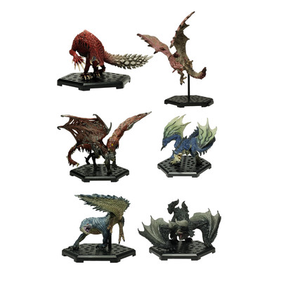 Monster Hunter- Figure Builder - Standard model Plus Vol. 11 (PACK 5 FIGURAS)