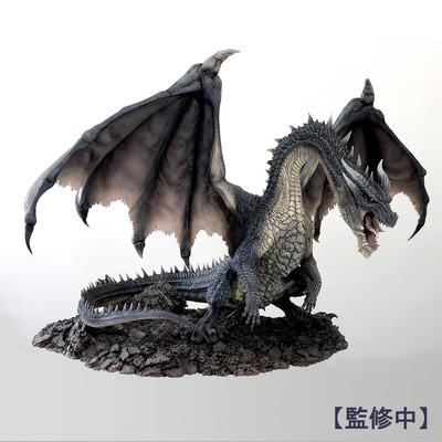 Monster Hunter - Figure Builder - Creator's Model - Fatalis