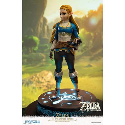 The Legend of Zelda: Breath of the Wild - Zelda - F4F - Collector's Edition