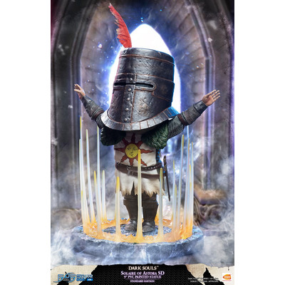 Dark Souls - Solaire of Astora - First 4 Figures